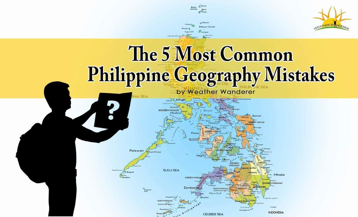 Traveling the Philippines: The Most Common Geography Mistakes